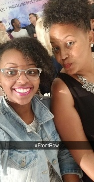 me and mommy